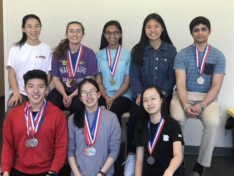 Science Olympiad Finishes 1st in Water Quality at State Featured Photo