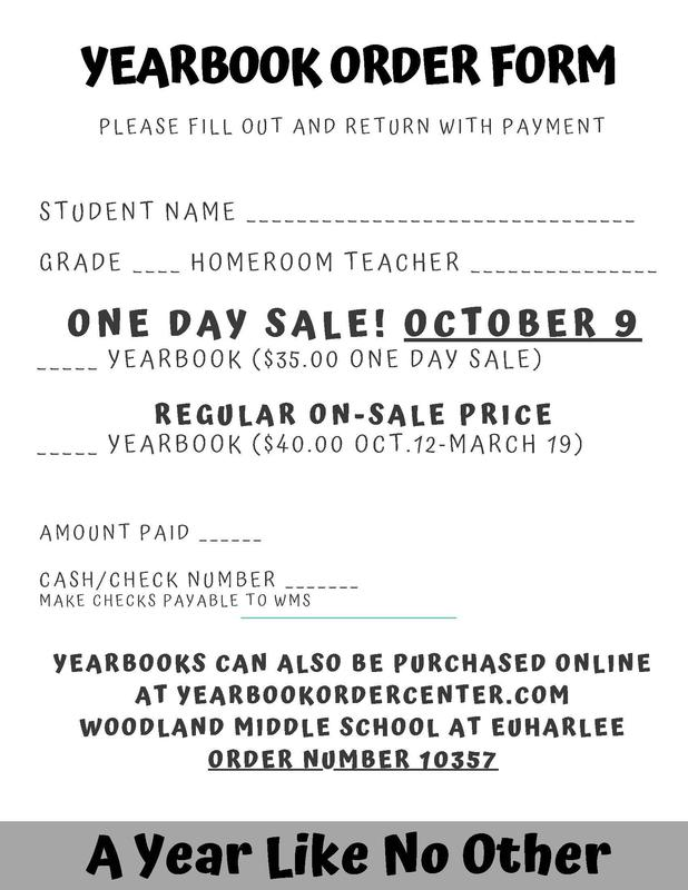 Yearbooks on Sale Now! Featured Photo