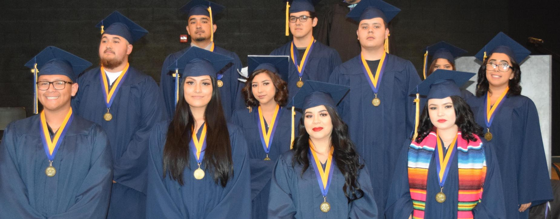 Nueva Vista High Graduates