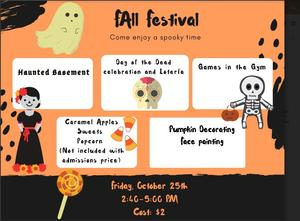 FLMS Fall Festival