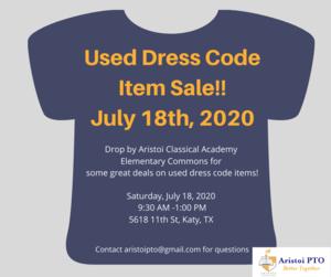 Dress Code Sale