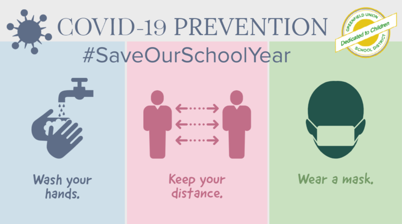 Save Our School Year GFUSD Covid-19 PSA Thumbnail Image