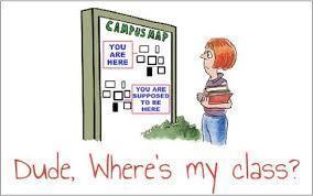 Wheres my class