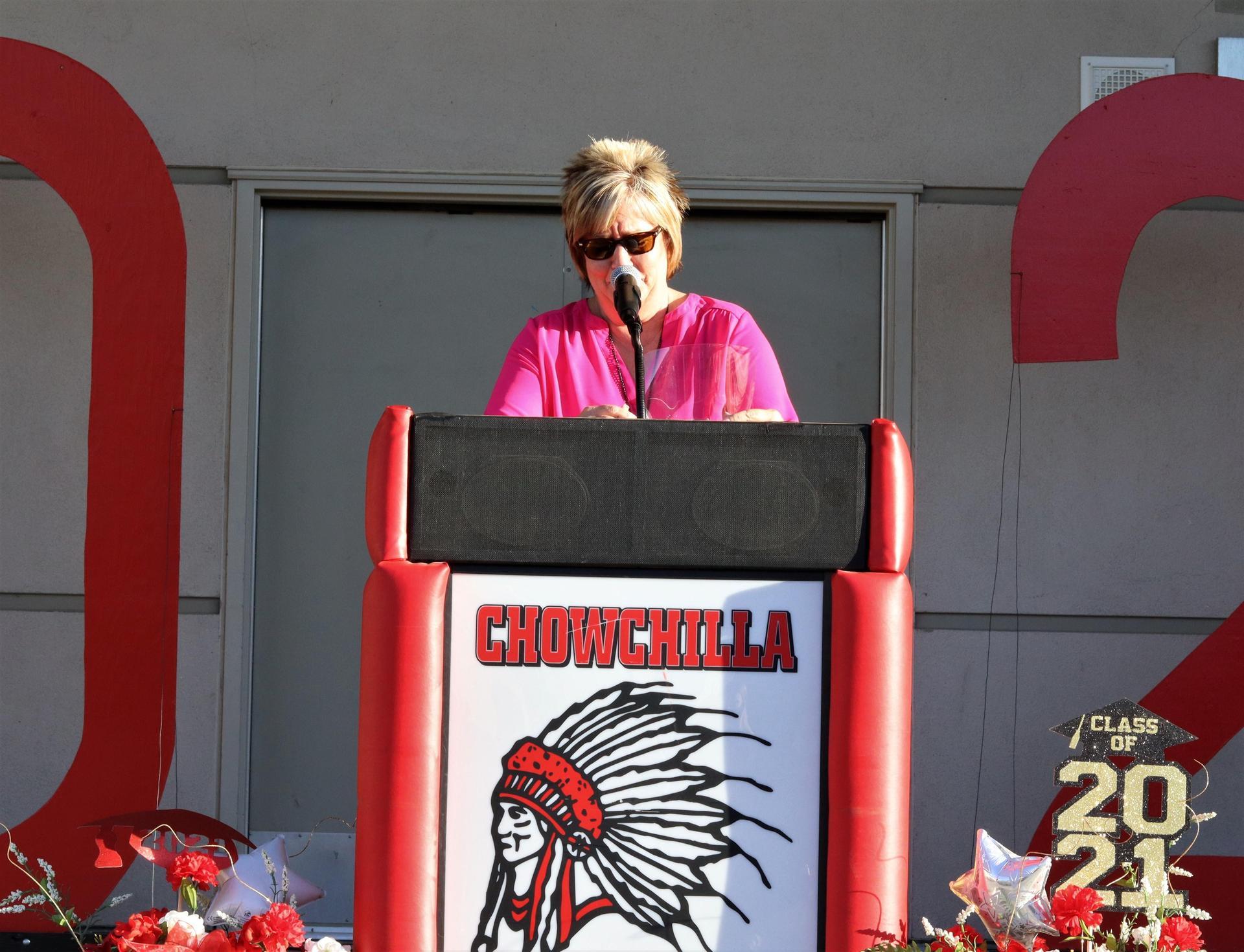 Principal Doreen Castillo