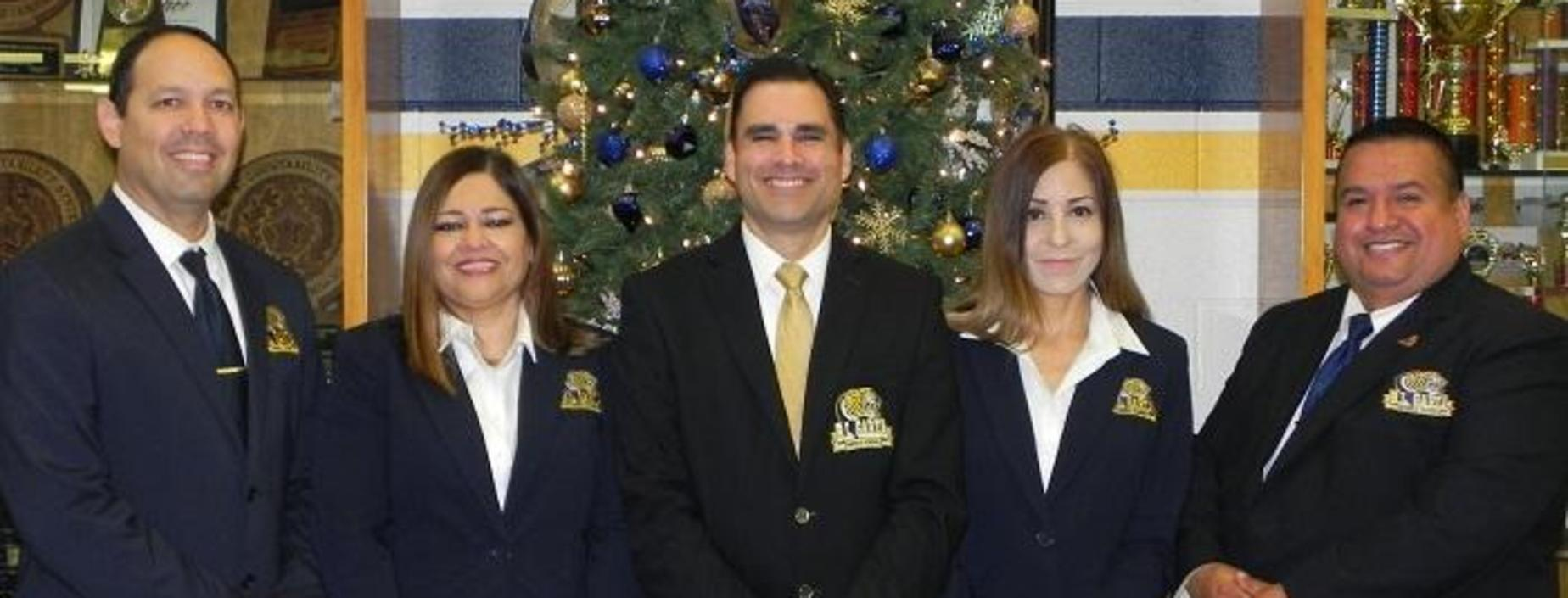 Principals 2018