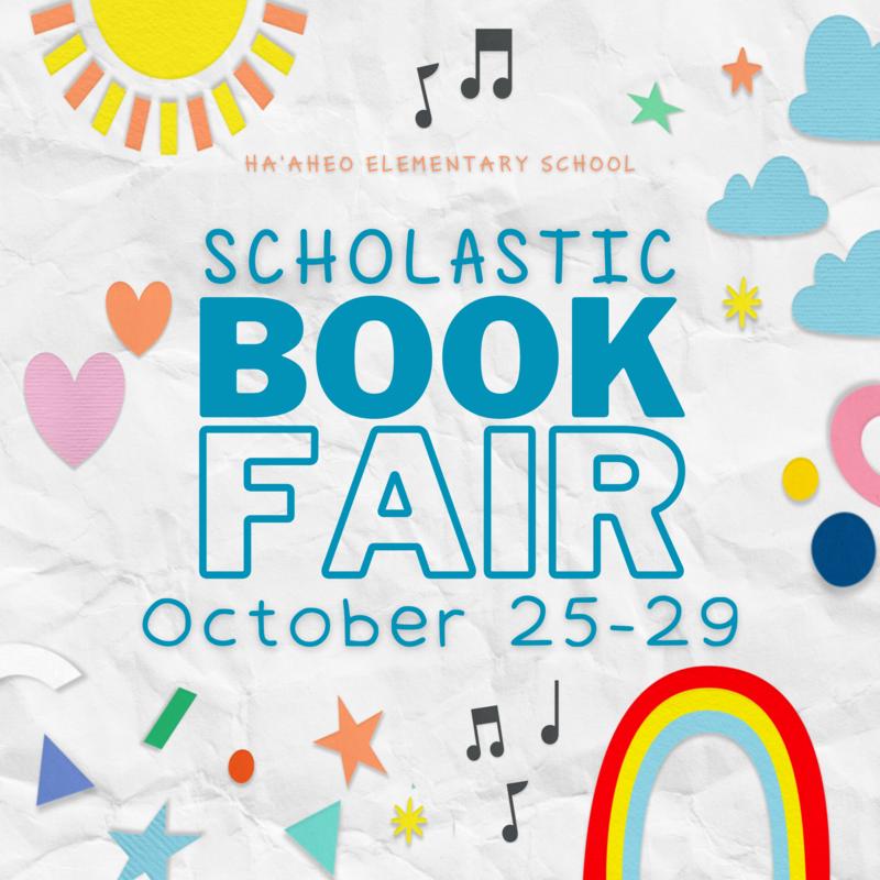 Scholastic Book Fair: October 25-29 Featured Photo