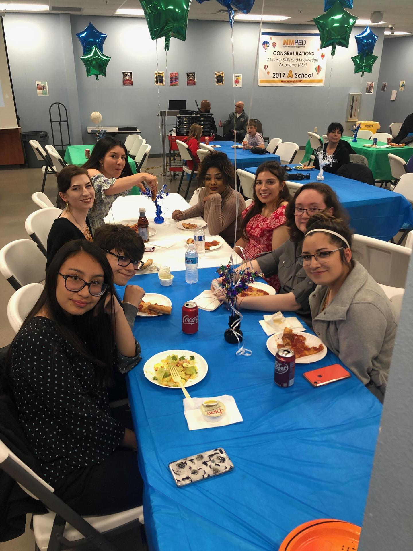 High School Girls Basketball Banquet