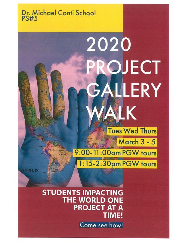 PS#5 Project Gallery Walk Featured Photo