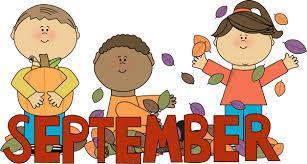 September Calendar/ Calendario de septiembre Featured Photo