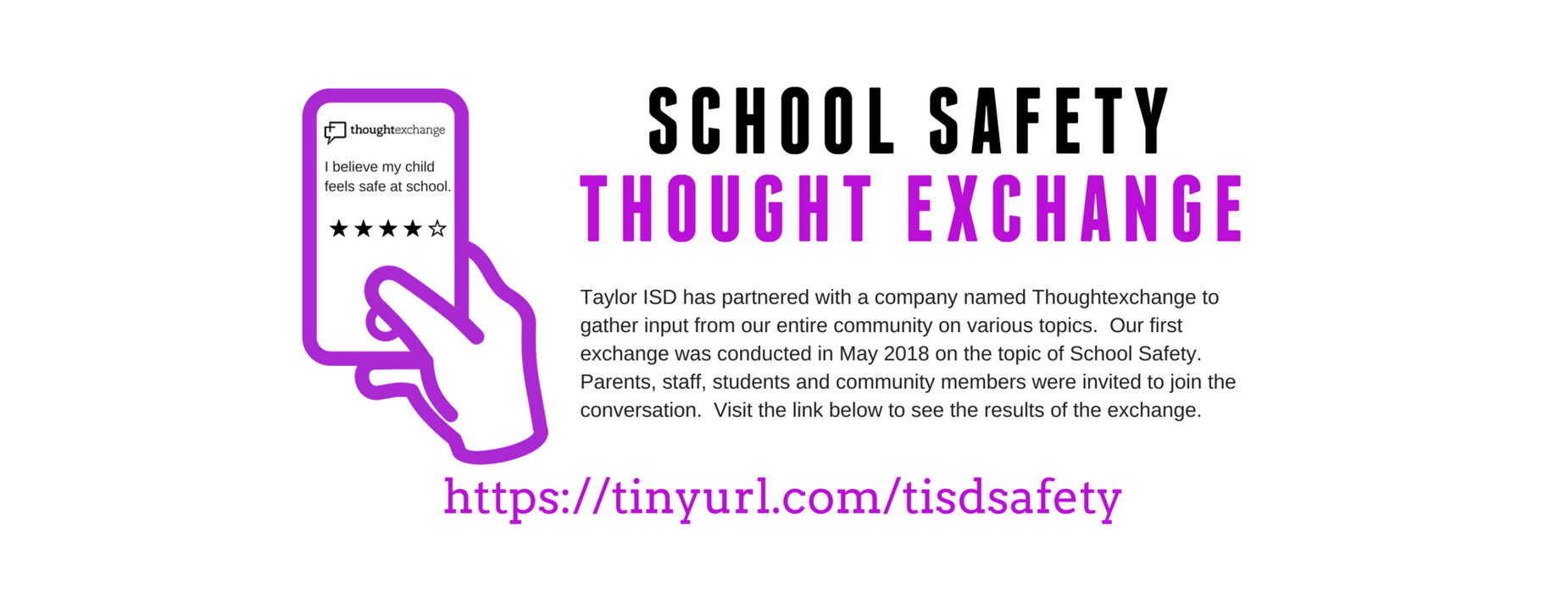School Safety Thought Exchange