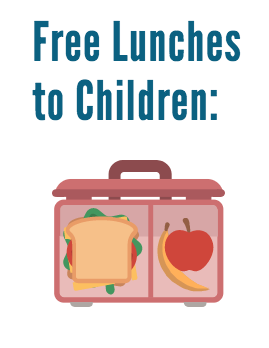 free lunches for kids