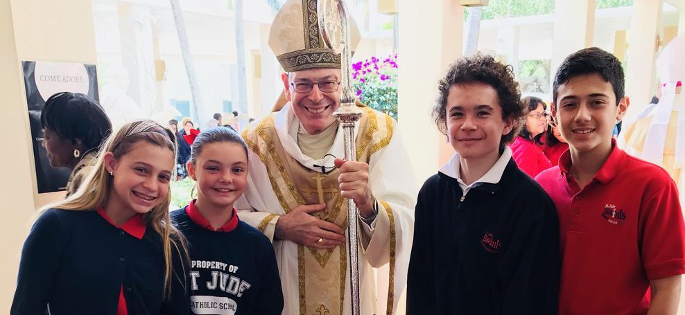 Saint Jude Catholic School