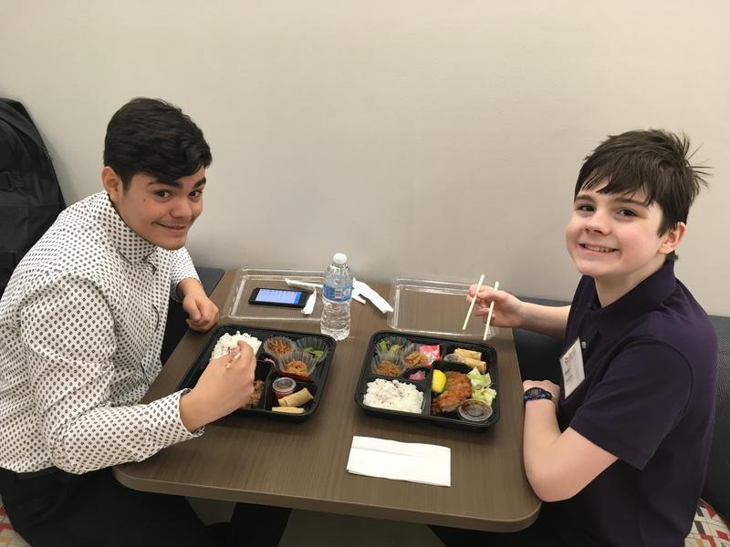 Amundsen Japanese Language Students Participate in Japan Bowl 2019 Featured Photo