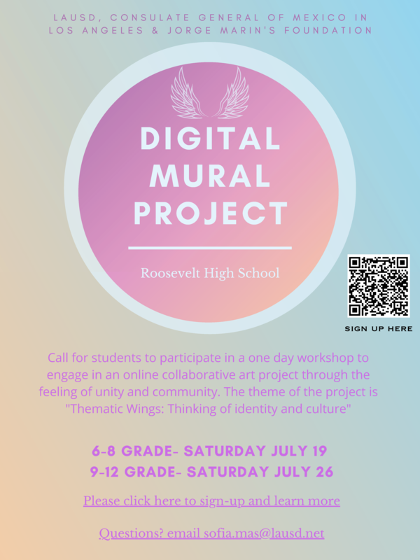 Digital Mural Project Featured Photo