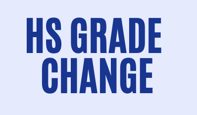 HS Grade Change