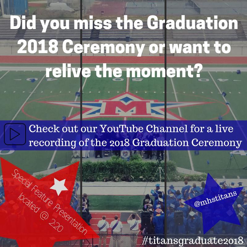Graduation Recording