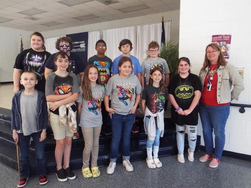 Spirit Week Activities Featured Photo