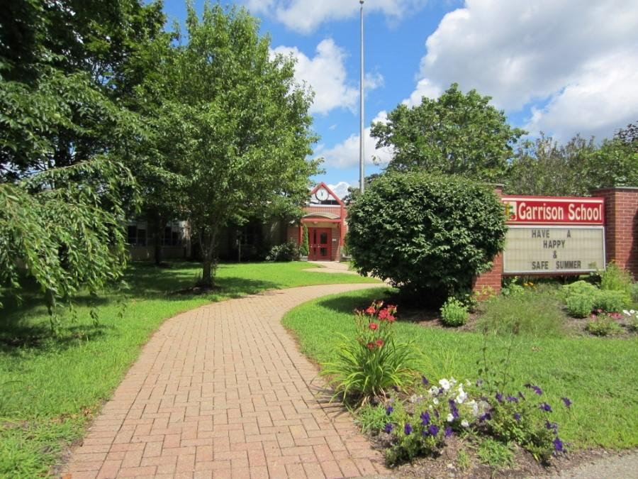 Front of Garrison Elementary School