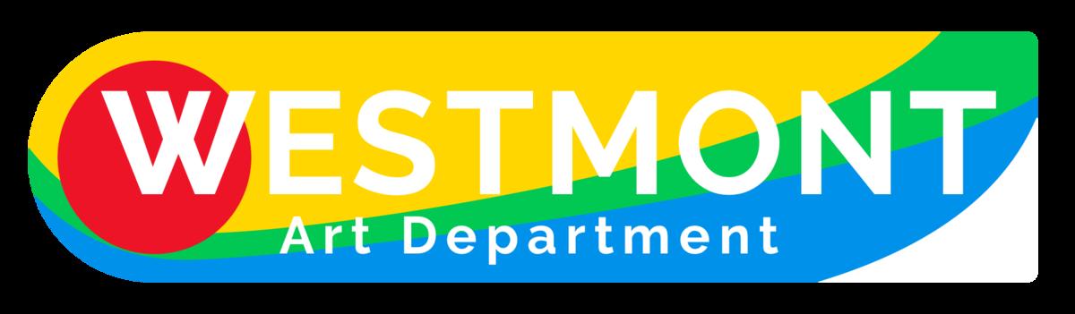 westmont visual arts logo