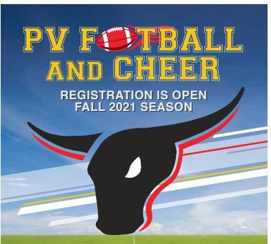 Pvfootball and Cheer