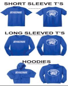 Spartan Uniform Shirts and Hoodies Reminder Featured Photo