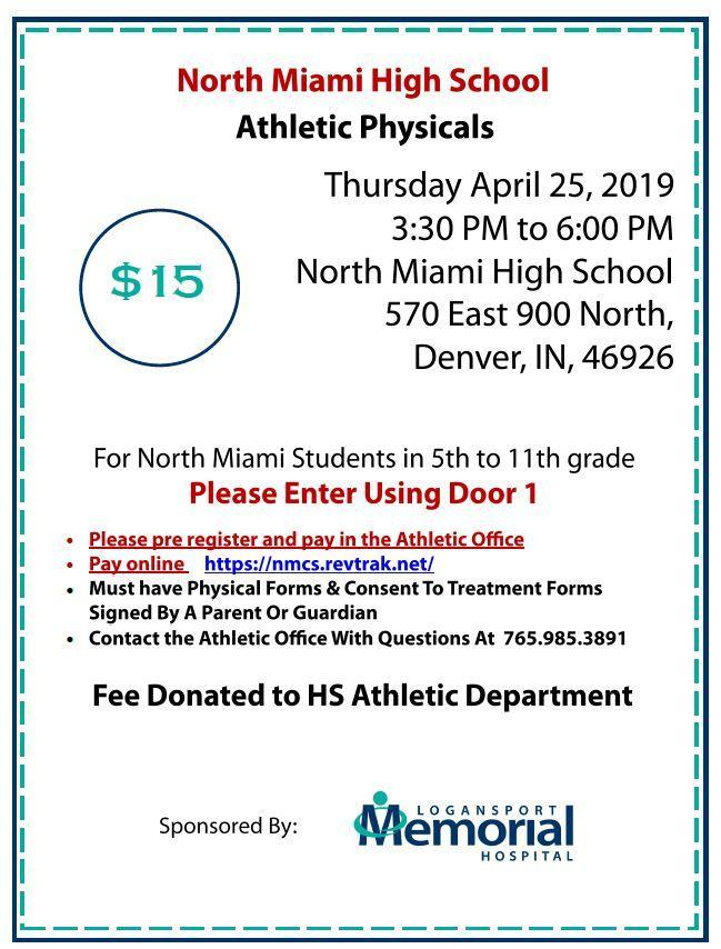 North Miami Warrior Physical Day