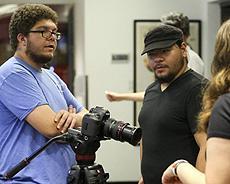 Schermerhorn student attends NY Film Academy