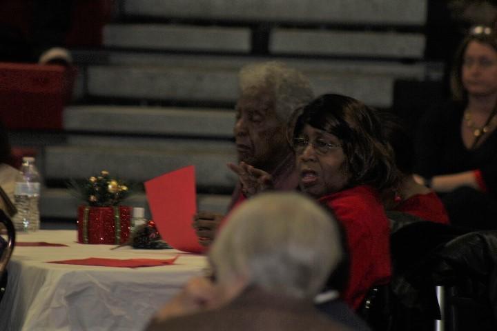 2019-2020 RHHS National Honor Society Senior Citizen Breakfast
