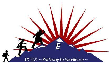 UCSD #1 District Logo