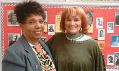 BHM-Mrs. Ventress and Mrs. Dixon