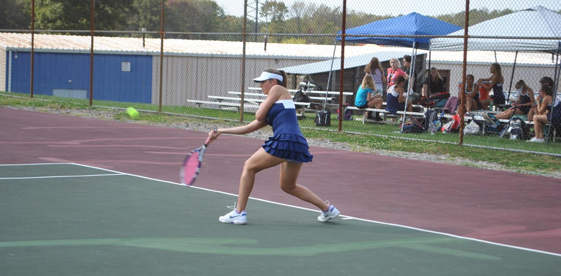 Knoch tennis player