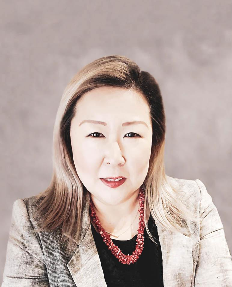 Sue Ha, Head of School at HudsonWay Immersion School