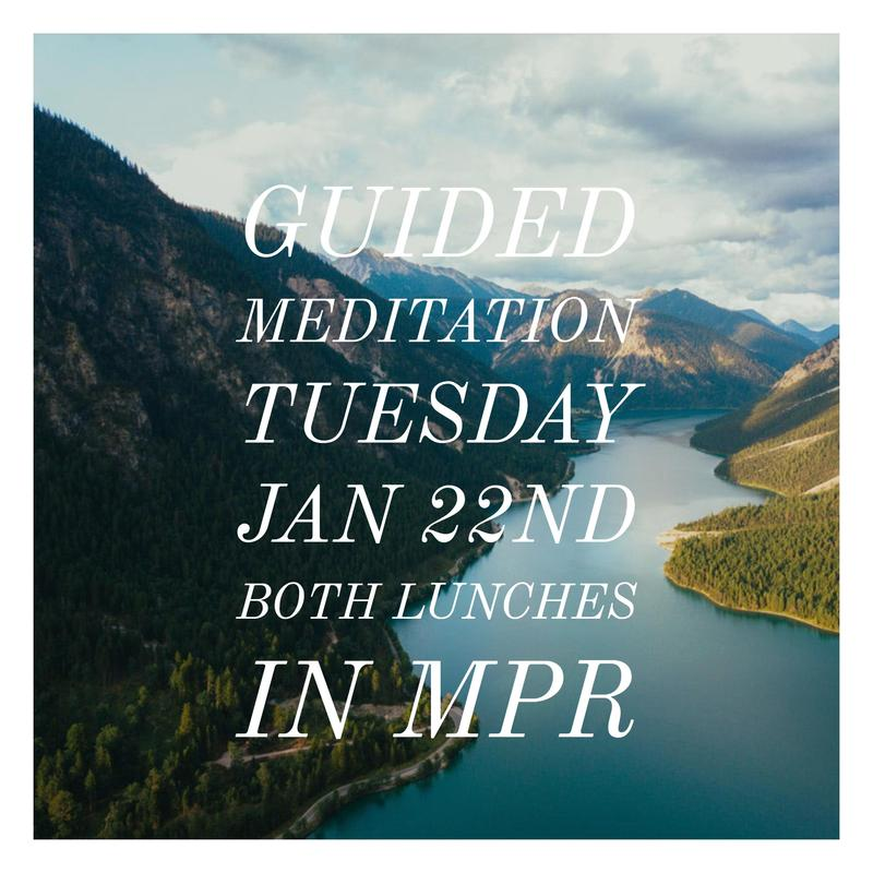 Guided Meditation and Tips for Finals Thumbnail Image