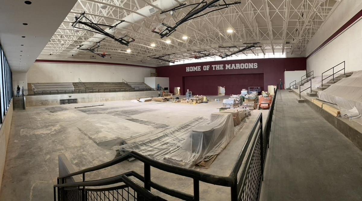 Maroon Athletic Center Update