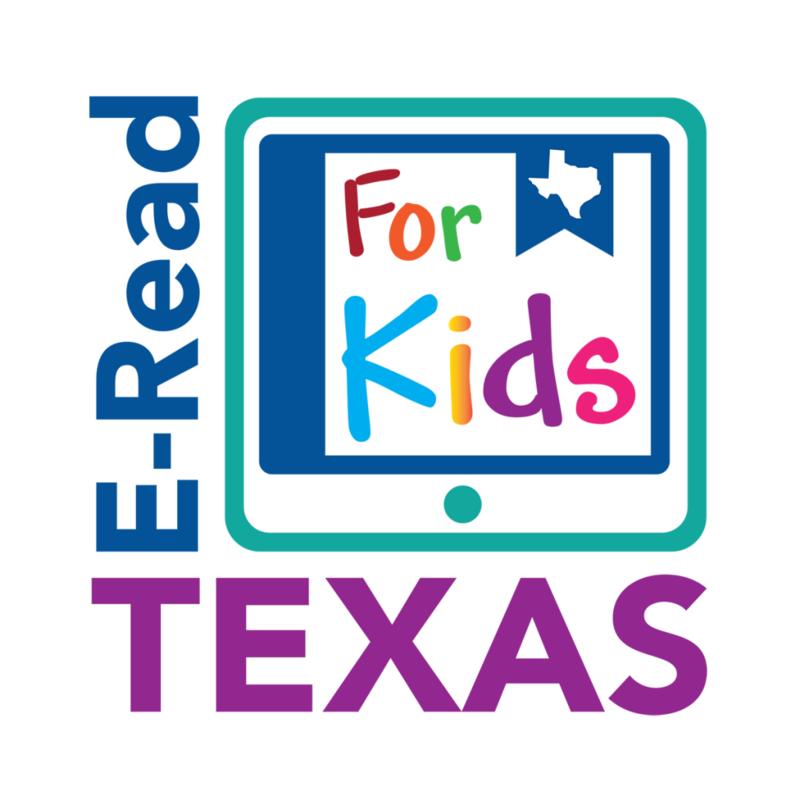 E- Read Texas logo