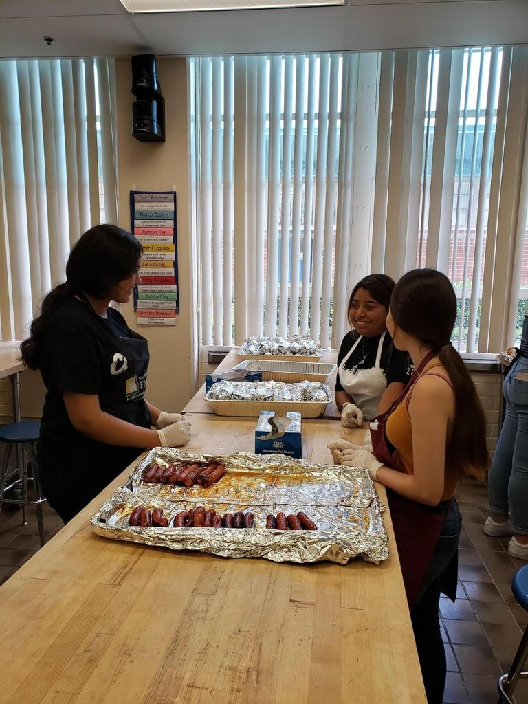 Chef Mates BBQ 2019-2020