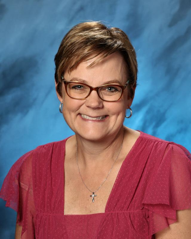 MLHS Principal Mrs. Hochstatter