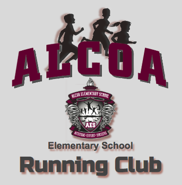 AES Running Club Logo
