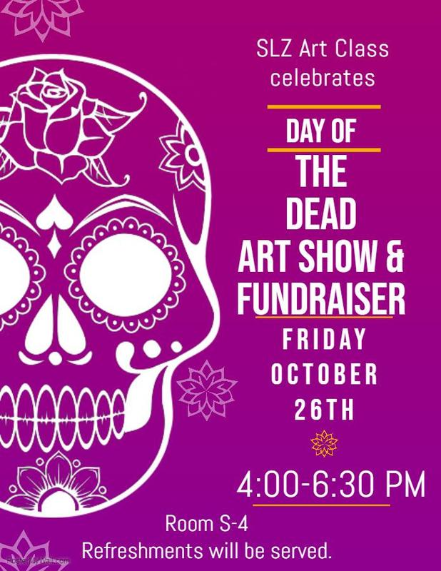 Day of the Dead Art Show Featured Photo