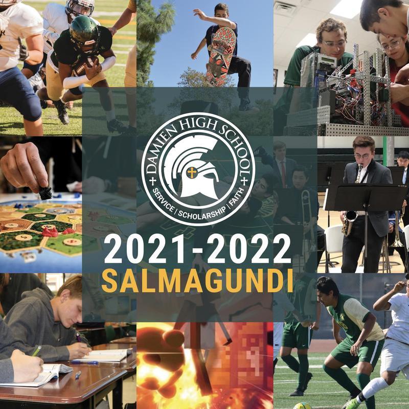 Damien High School Salmagundi 2021-2022 Featured Photo
