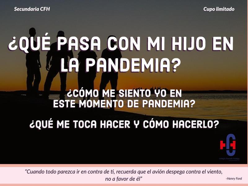 ¿Qué pasa con mi hijo en la pandemia? Featured Photo