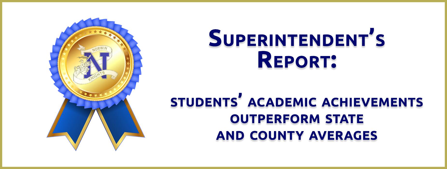 Superintendents' Report