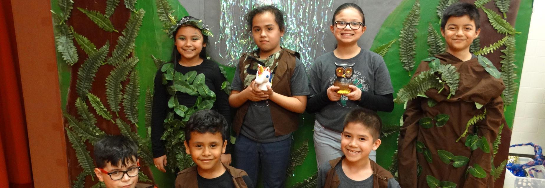 Mrs. De Los Reyes's DI team