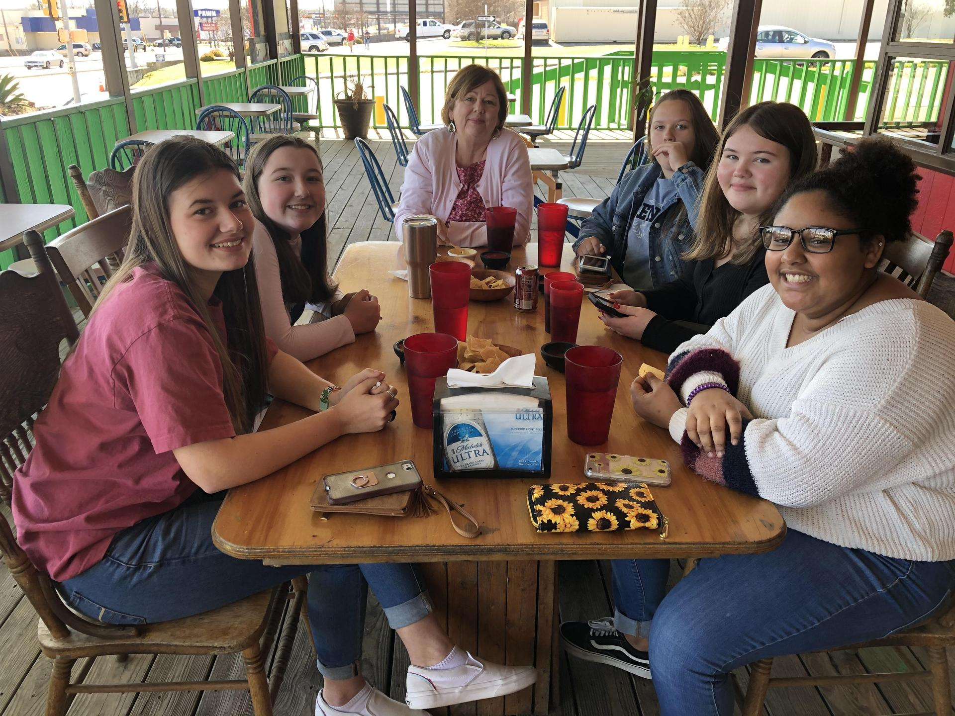 Region FCCLA Competitors