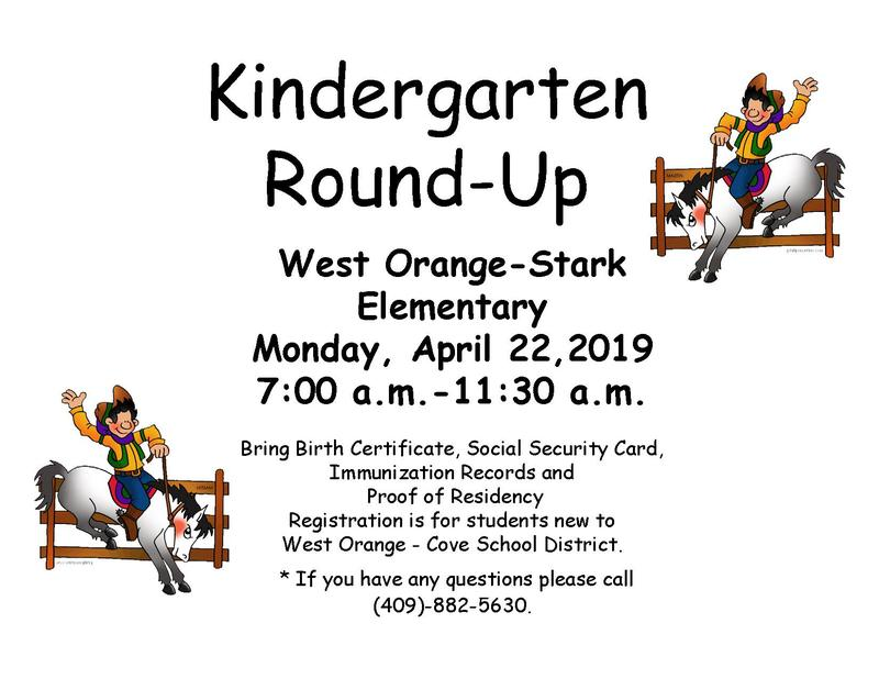 Kindergarten Round-up for New Students