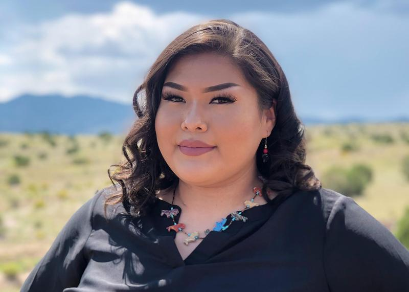 American Indian College Fund 2021 Student of the Year Featured Photo