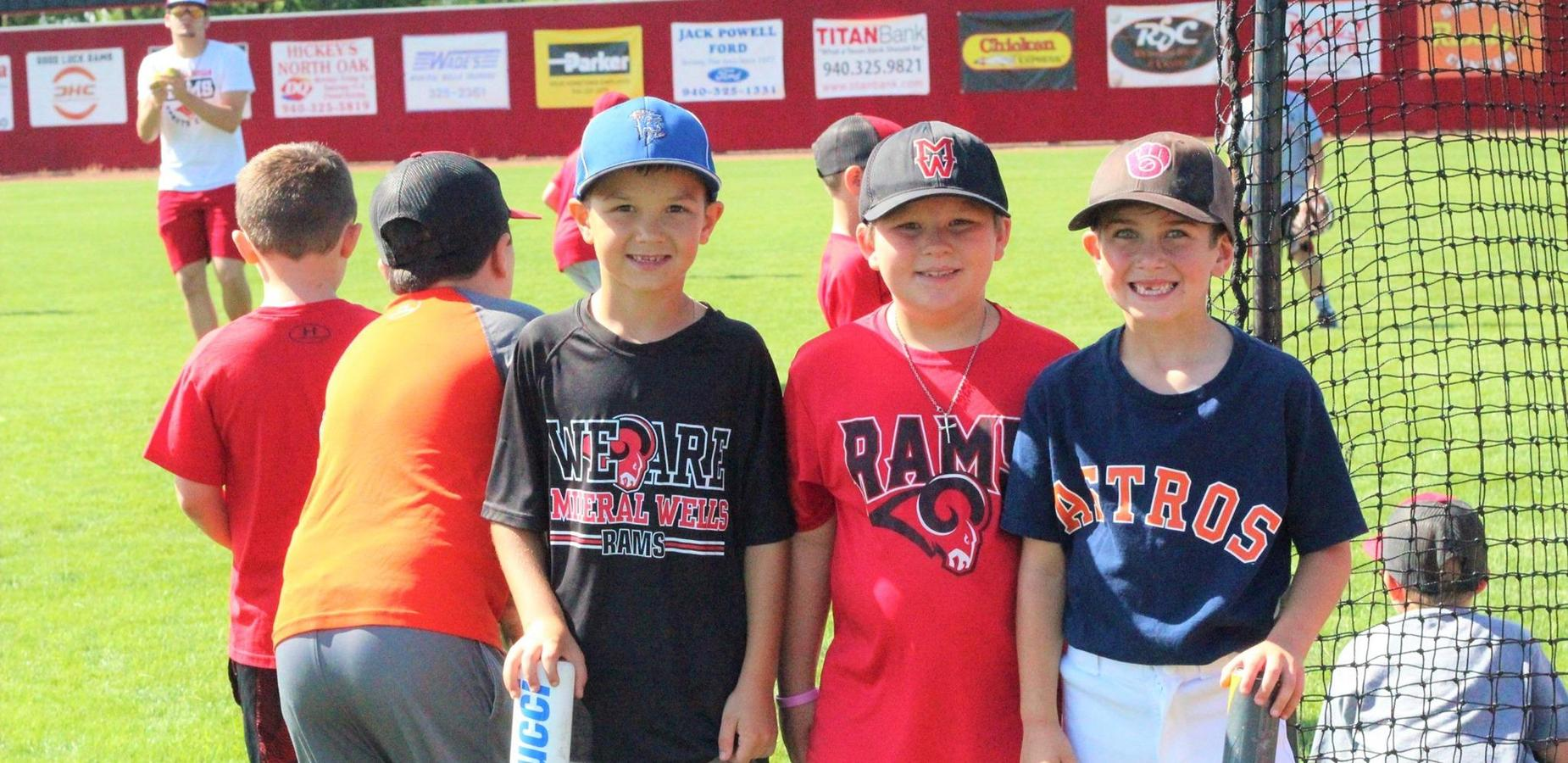 Rams Baseball Camp