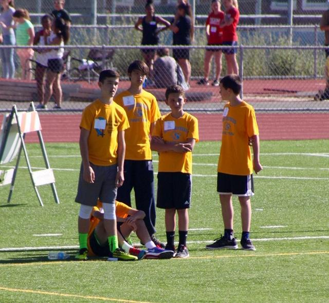 8th Grade Team Track and Field