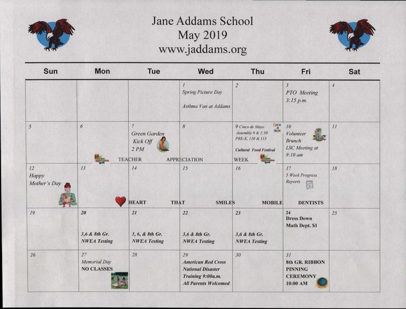 May Calendars Thumbnail Image