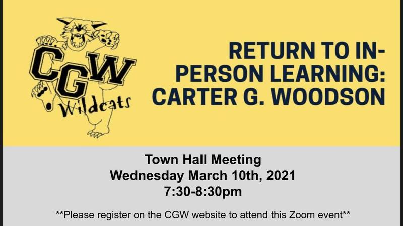 CGW Town Hall